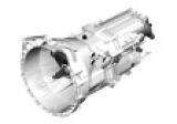 23 Getriebe mechanisch Handschalter