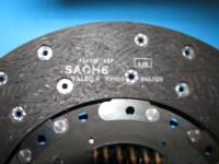 Neue Kupplungsscheibe für M70